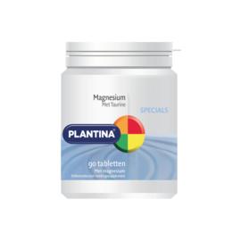 Plantina Magnesium met Taurine 90/270 Tabletten