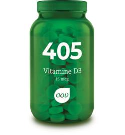 AOV 405 Vitamine D3 (15 mcg) 180 Tabletten