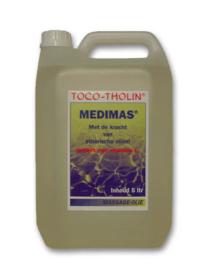 Toco Tholin Medimas Massageolie