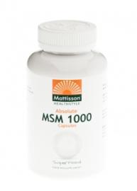 Mattisson Healthcare - Absolute MSM
