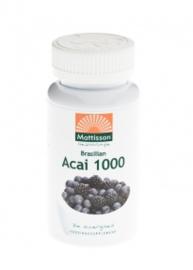 Mattisson Healthcare - Acai 1000 berry extract