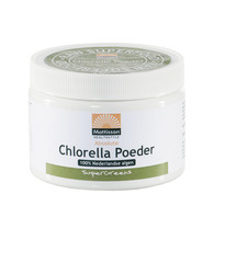 Mattisson Healthcare - Absolute Chlorella Poeder (Nederlands)