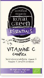 Frenchtop Royal Green Vitamine C complex