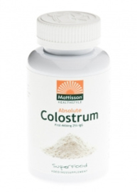 Mattisson Healthcare - Absolute Colostrum