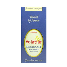 Volatile Massage olie Anti Stress
