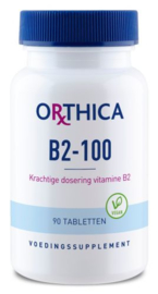 Orthica Vitamine B2-100 90 Tabletten