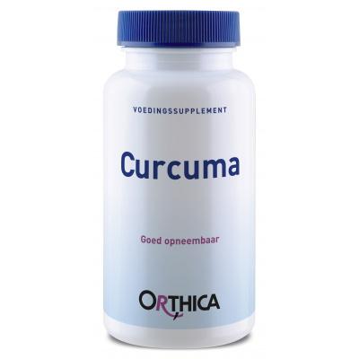 Orthica Curcuma 60 capsulesorthica Curcuma