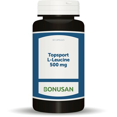 bonusan Topsport L-Leucine (1266) 60 stuks