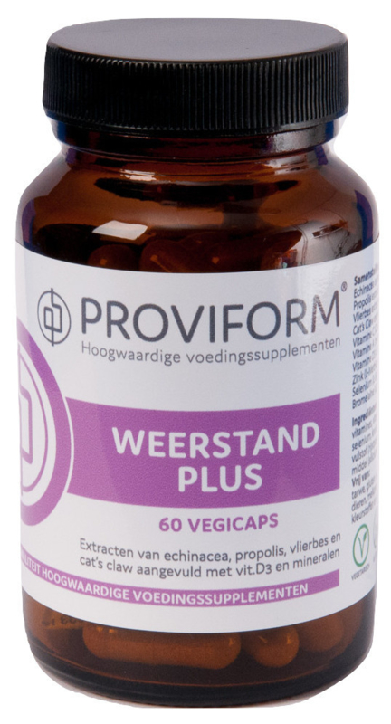 Proviform Weerstand plus