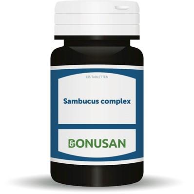 Bonusan Sambucus complex 135 tabletten (3091)