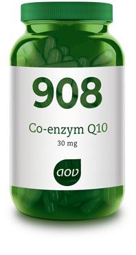 AOV 908 Co-enzym Q10 (30 mg) 60 vcaps