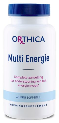 Orthica Multi Energie 60 softgels