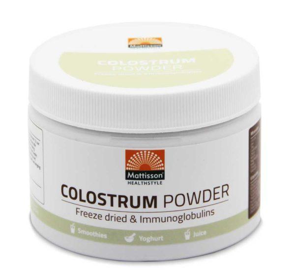 Mattisson Healthcare - Absolute Colostrum Powder 30 procent