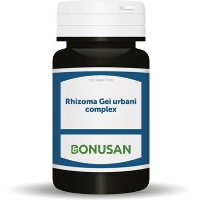 Bonusan Rhizoma Gei urbani complex (3228) 135 Tabletten
