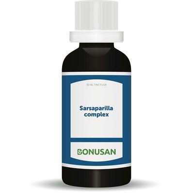 Bonusan Sarsaparilla complex tinctuur (2093) 30 ML
