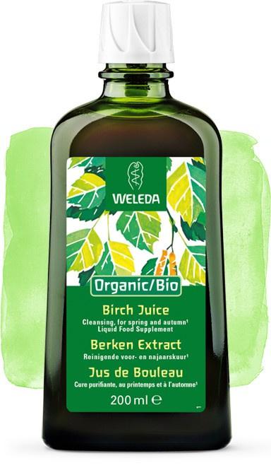 Weleda Berken Extract Bio