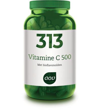 AOV 313 Vitamine C 500 100 vcaps