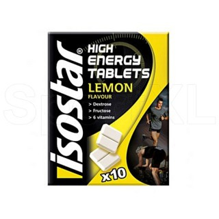 Isostar Energy Tabletten lemon