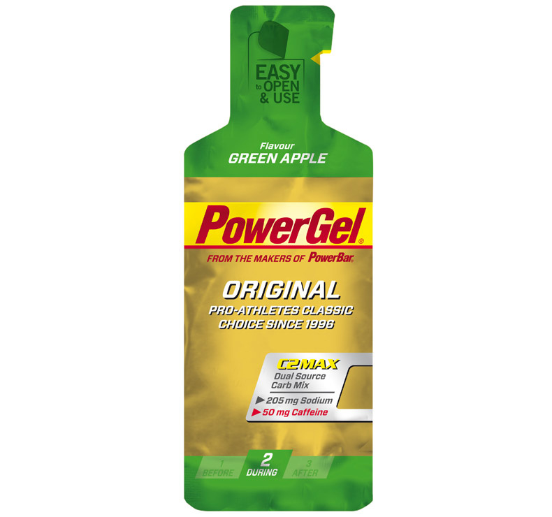 PowerBar PowerGel Original + Caffeine