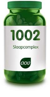 AOV 1002 Slaapcomplex 30 capsules