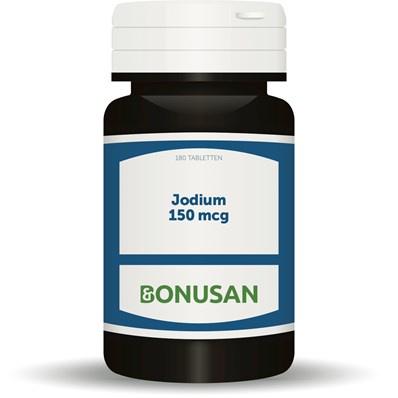 Bonusan Jodium met kelp 180 tabletten