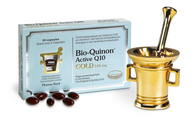 Pharma Nord Bio-Quinon Q10 Gold 100 mg 30/60/150 capsules