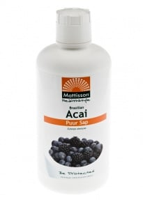 Mattisson Healthcare - Acai Juice - Puur