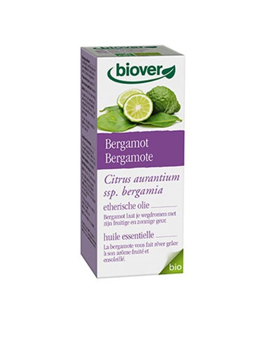 Biover Bergamot Bio Aromatherapie