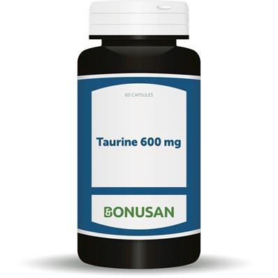 Bonusan Taurine 600 mg (0866) 60 vcaps