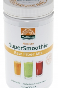 Mattisson Healthcare - Absolute Supersmoothie Fiber Bio