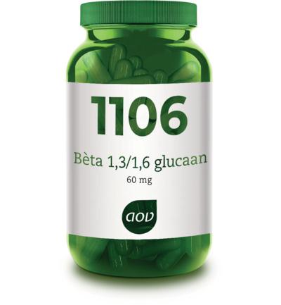 AOV 1106 Beta 1,3/1,6 Glucaan 60 capsules