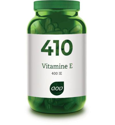 AOV 410 Vitamine E (400 ie) 60 Capsules