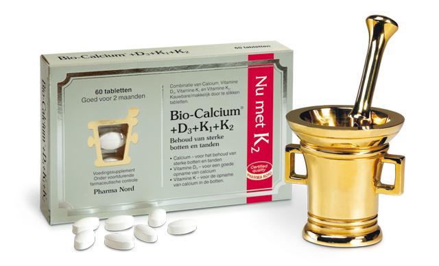 Pharma Nord BIO CALCIUM met D3 en K1