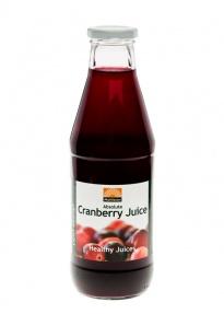 Mattisson Healthcare - Absolute Cranberry Juice gezoet