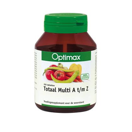 Optimax Totaal Multi A tm Z
