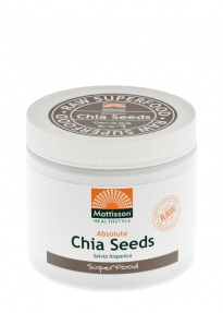 Mattisson Healthcare Absolute Chia Seeds Raw