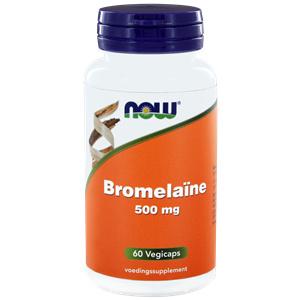Now Bromelaïne 500 mg