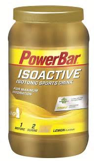 Powerbar Isoactive citroen