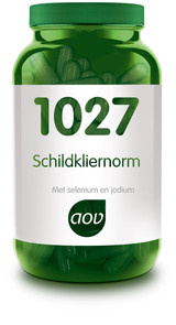 AOV 1027 Schildkliernorm 60 vcaps