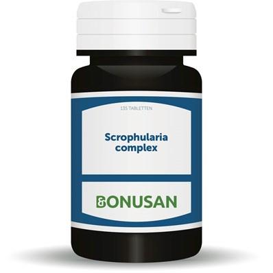 Bonusan Scrophularia complex 135 Tabletten (3231)