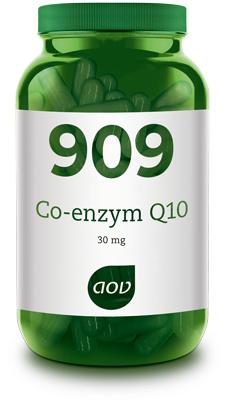 AOV 909 Co-enzym Q10 (30 mg) 180 vcaps