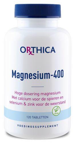 Orthica Magnesium-400 60/120 Tabletten