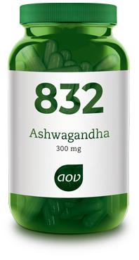 AOV 832 Ashwagandha 60 vcaps