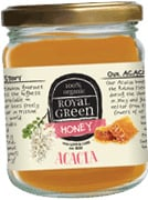Frenchtop Royal Green Acacia honey