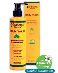 Grahams Body Wash