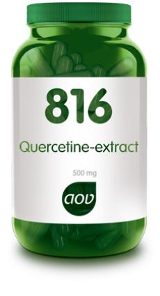 AOV 816 Quercetine-extract  Fytotherapeutica