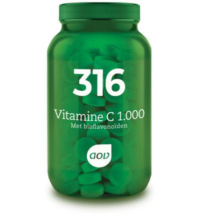 AOV 316 Vitamine C 1.000 180 Tabletten