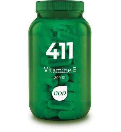 AOV 411 Vitamine E (200 ie) 100 Capsules