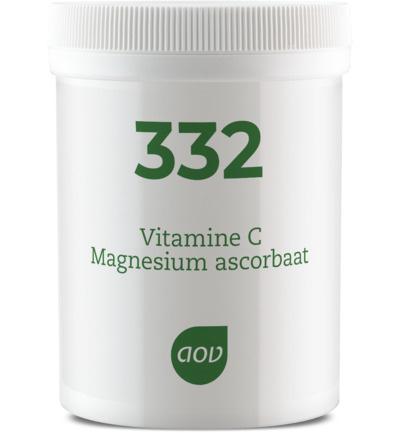 AOV 332 Vitamine C Magnesium ascorbaat 250 Gram