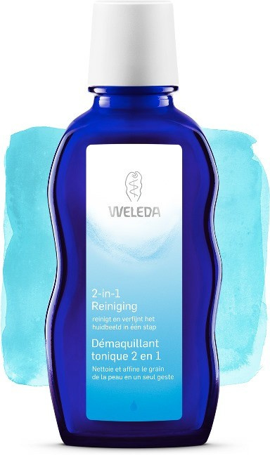 Weleda 2-in-1 Reiniging